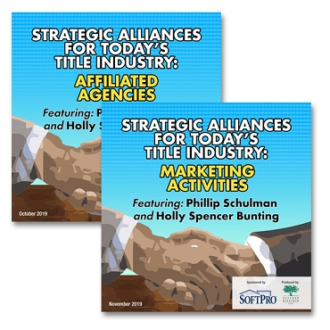 Strategic Alliances Webinar Series