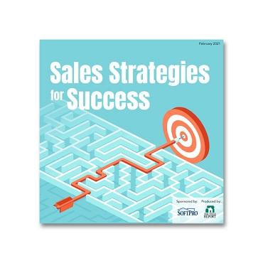 Sales Strategies for Success webinar