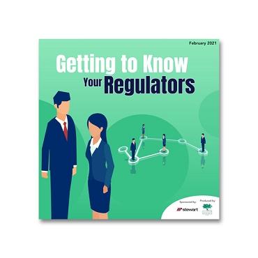 Getting to Know Your Regulators webinar