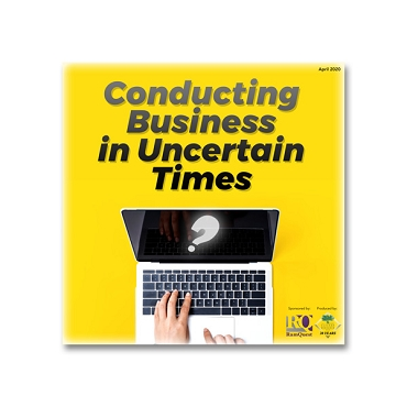 Conducting Business in Uncertain Times webinar