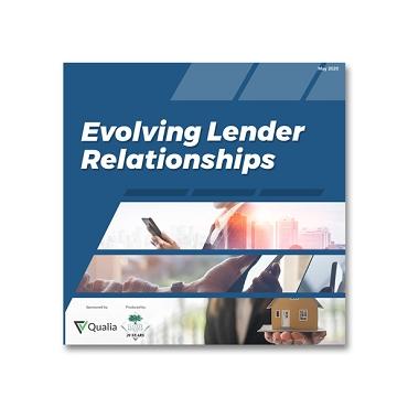 Evolving Lender Relationships webinar