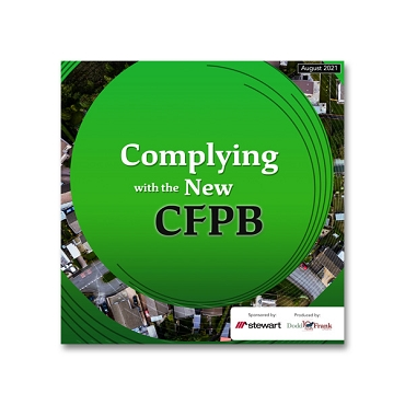 Complying with the New CFPB webinar